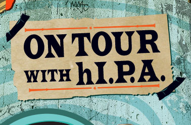 On Tour with hI.P.A.