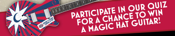 Win a Magic Hat Guitar