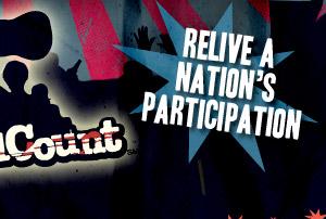 Relive a Nationís Participation