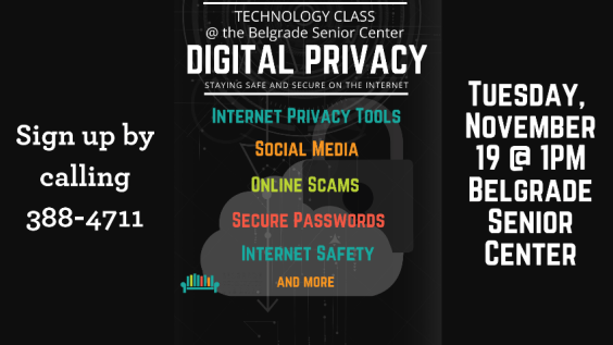 Digital Privacy Class