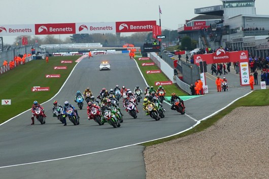 Bennetts BSB visits Donington Park twice in 2019