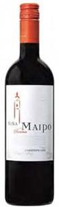 VIÑA MAIPO RESERVA CARMÉNÈRE 2008
