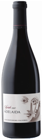 Adelaida Cellars Anna's Estate Vineyard Syrah 2007