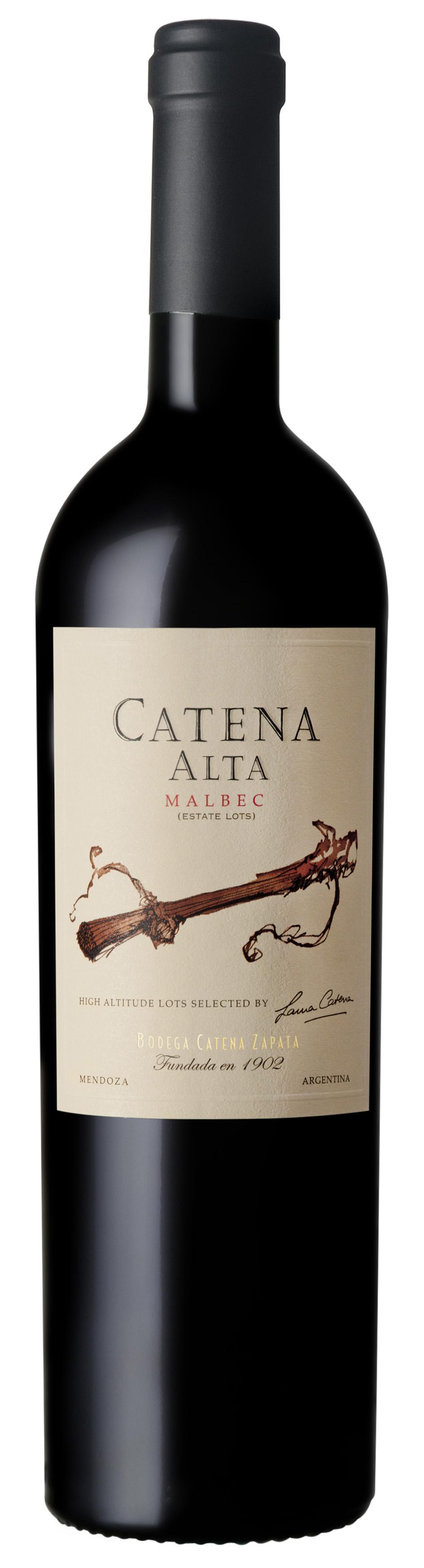 Catena Alta Malbec 2008