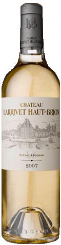 Château Larrivet Haut Brion Blanc 2007