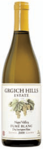 Grgich Hills Fumé Blanc 2009