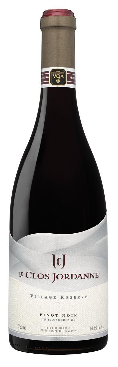 Le Clos Jordanne Village Reserve Pinot Noir 2009