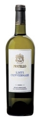 Pratello Lieti Conversari Manzoni Bianco 2006
