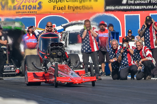 MENDY FRY WINS REUNION FOR THREE-PEAT AND NHRA HOT ROD HERITAGE TOP