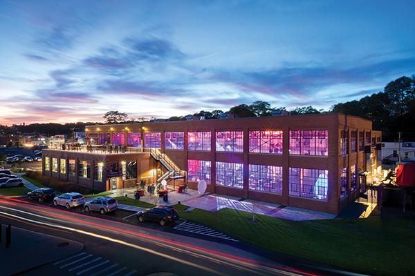 WaterFire Arts Center (Photograph by Heidi Gumula – DBVW Architects)