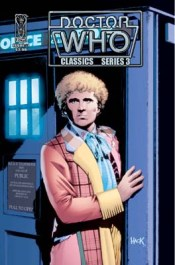 [Doctor Who Classics Series 3 #1 cover]
