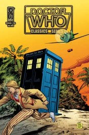 [Doctor Who Classics Vol 5 cover]