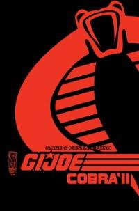 [G.I. JOE: COBRA II #1 2nd printing cover]