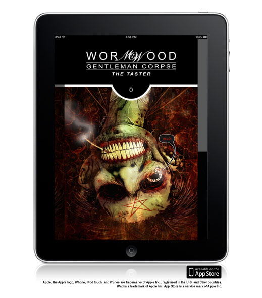 Templesmith iPad image