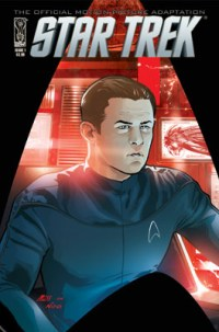 [Star Trek: Movie Adaptation #1 cover]
