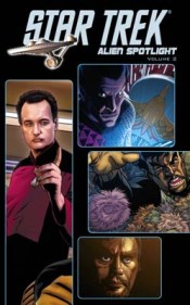 [Star Trek: Alien Spotlight, Vol 2 cover]