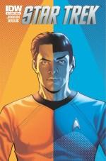 [Star Trek Ongoing #1 Cover]