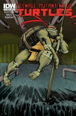 [Teenage Mutant Ninja Turtles Cover B]