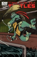 [Teenage Mutant Ninja Turtles Cover D]