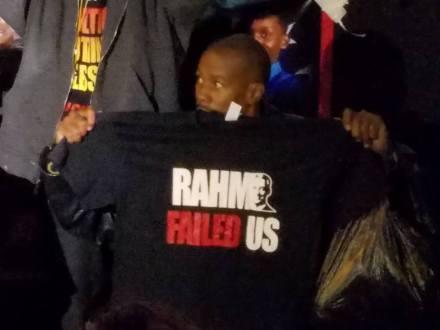 Rahm failed us