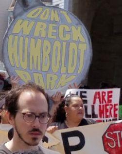 Don't wreck Humboldt Park!