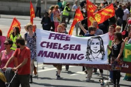 Free Chelsea Manning