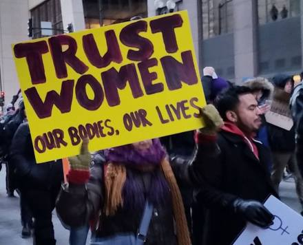 Trust women