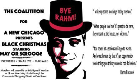 Bye Rahm!