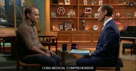 Cuban LGBT Activist on 'Chicago Tonight'