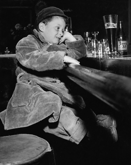 Untitled (boy with beer)