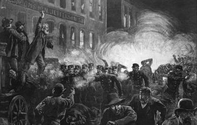 haymarket revolt