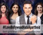 #lovebollywoodhateapartheid