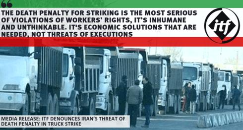iraqi truckers