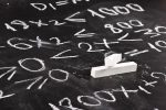 chalkboard maths