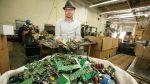 e-waste recycler