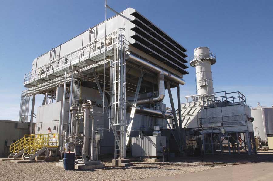 Combustion  Turbine Intake Housing