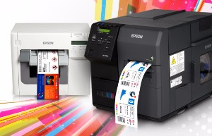 Epson ColorWorks Printers - C3500 and C7500G