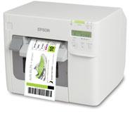 Epson ColorWOrks C3500 Pigment Based Printer