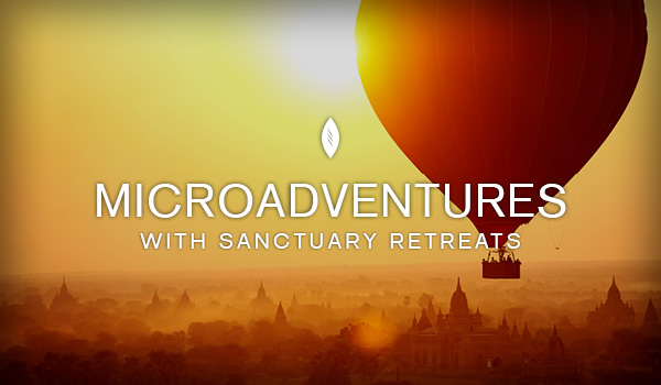 Microadventures with Sanctuary Retreats