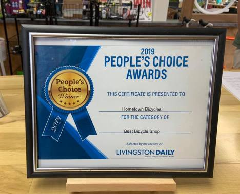 People's Choice Livingston Daily