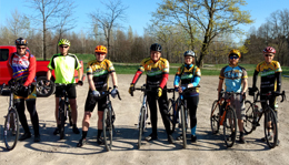 Hometown Bicycles' Gravel Grinder Shop Ride