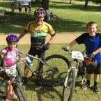 Team Hometown Bicycles at Take a Kid Mountain Biking Day with PotoIMBA