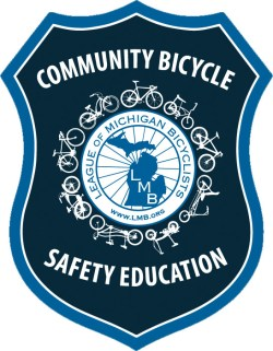 League of Michigan Bicyclists Community Bicycle Safety Education