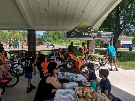 Team Day Settlers Park