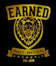 Earned Not Given Crossfit logo