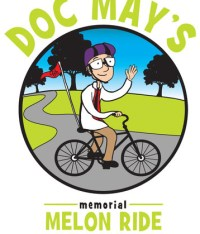 Doc May's Memorial Melon Ride 2017 logo