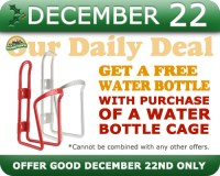 Hometown Bicycles Daily Deal for December 7, 2016: $10 off Finish Line Bicycle Cleaning Kit