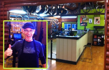 """Hometown Bicycles of Whitmore Lake - Ready to rock and roll with Dan """"CycloDan"""" Tribble"""