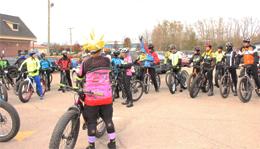 Hometown Bicycles Fat Bike Friendly Shop Ride