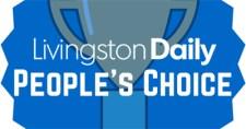 Livingston Daily People's Choice award